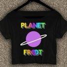 FROOT Marina and the diamonds T-shirt FROOT Crop Top FROOT Crop Tee FRT#02