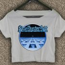 New Blue Oyster Cult Album T-shirt Blue Oyster Cult Crop Top Blue Oyster Cult Crop Tee BOC#02