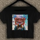 Galantis T-shirt Galantis Crop Top Galantis The Aviary Crop Tee GLT#TA01