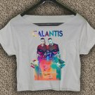 Galantis T-shirt Galantis Crop Top Galantis The Aviary Tour Crop Tee GLT#TA