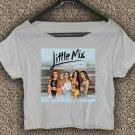 Little Mix T-Shirt Little Mix The Summer Hits Tour Crop Top Little Mix Crop Tee #BB