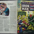 TALES OF SUSPENSE# 80 Aug 1966 Kirby/1st Cosmic Cube Covr ORIG FULL COVERS ONLY!