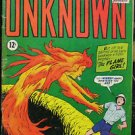 ADVENTURES INTO THE UNKNOWN# 138 Feb 1963 Ogden Whitney Art ACG SA: 5.0 VG-FN