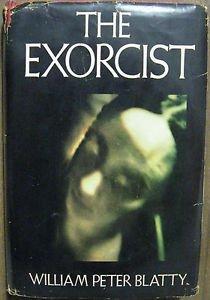 THE EXORCIST WILLIAM PETER BLATTY HC DJ BCE Harper & Row 1971 1st Ed 1st Prt: EX