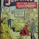 TALES OF SUSPENSE# 36 Dec 1962 Pre Hero Kirby Ditko Heck Reinman SA: 7.0 FN-VF
