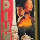 OPIUM by Tony Cohan PAPERBACK BOOK PINNACLE Sept 1988 1st Printing: G-VG