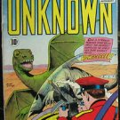 ADVENTURES INTO THE UNKNOWN# 127 Sept 1961 Ogden Whitney Art ACG SA: 7.0 FN-VF
