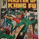 "MASTER OF KUNG FU# 48 Jan 1977 ""Bridge of a Thousand Dooms""  Bronze Age: 7.5 VF-"
