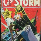 CAPT. STORM# 14 Jul-Aug 1966 PT-47 Crew Russ Heath Cover Silver Age: 3.0 G-VG