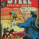 SARGE STEEL# 6 Nov 1965 2nd Judomaster Bill Montes Cover/Art: 7.0 FN-VF