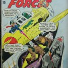 OUR FIGHTING FORCES# 81 Jan 1964 Gunner and Sarge Grandenetti Cov/Art SA: 6.0 FN