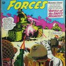 OUR FIGHTING FORCES# 82 Feb 1964 Gunner & Sarge Grandenetti Cov/Art SA:7.0 FN-VF