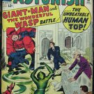 TALES TO ASTONISH# 50 Dec 1963 1st Human Top/Origin Kirby Cov Silver KEY: 6.0 FN