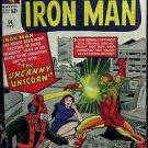 TALES OF SUSPENSE# 56 Aug 1964 1st Unicorn Kirby/Heck Art Silver Key: 7.0 FN-VF