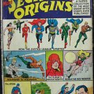 80 PAGE GIANT# 8 Mar 1965 More Secret Origins Anderson Cov Silver KEY: 6.0 FN