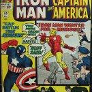 TALES OF SUSPENSE# 60 Dec 1964 2nd Hawkeye Kirby Cover/Art Silver Age KEY:8.0 VF