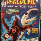 DAREDEVIL# 7 Apr 1965 1st Red Costume Sub-Mariner Wood Art Silver KEY: 7.0 FN-VF