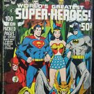 DC 100 PAGE SUPER SPECTACULAR# 6 1971 Neal Adams Wrap Around Cover: 6.5 FN+