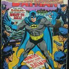BATMAN# 201 May 1968 Joker Penguin Catwoman Mad Hatter TOP PORTION OF FC MISSING
