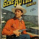 GENE AUTRY COMICS# 34 Dec 1949 Photo Front/Back Cover Golden Age DELL: 6.5 VG+