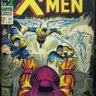 X-MEN# 25 Oct 1966 1st El Tigre/Kukulcan Origin Kirby Cov Roth Art SA: 6.0 FN