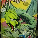 REPTILICUS# 2 Oct 1961 Based on Movie Charlton Silver Age: 7.0 FN-VF