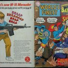 WORLD'S FINEST COMICS# 168 Aug 1967 Swan/Klein Cover ORIGINAL FULL COVERS ONLY!