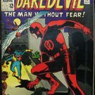 DAREDEVIL# 10 Oct 1965 1st Ani-Men Organizer Wally Wood Covr Silver KEY: 6.0 FN