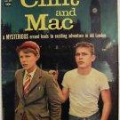 FOUR COLOR# 889 Mar 1958 WALT DISNEY'S CLINT AND MAC, TOTH ART: 7.5 VF-