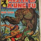 MASTER OF KUNG FU# 19 Aug 1974 Man-Thing Kane/Palmer Art: 9.0 VF-NM