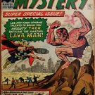 JOURNEY INTO MYSTERY# 97 Oct 1963 1st Lava Man, Tales of Asgard Kirby: 6.5 FN+