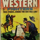 WESTERN FIGHTERS VOL 3 # 1 Dec 1950 Buckskin Benson Hillman Golden Age: 6.0 FN