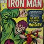 TALES OF SUSPENSE# 55 July 1964 3rd Mandarin All About Iron Man SA KEY: 6.5 FN+