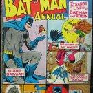 BATMAN ANNUAL# 5 Summer 1963 Sprang/Moldoff Cover Art Silver Age DC: 5.0 VG-FN