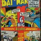 BATMAN# 182 Jul-Aug 1966 80pg Giant G-24 Moldoff/Mortimer Cov Silver: 7.0 FN-VF