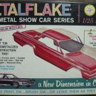 1962 CHRYSLER NEWPORT METALFLAKE PLASTIC CAR MODEL KIT# H-1264:198 REVELL 1:25