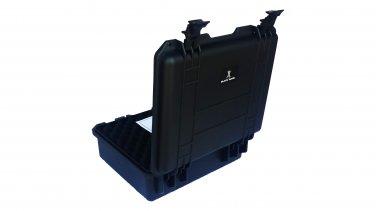 Sailing Waterproof case pluck foam BB-1478 dust and storage Black