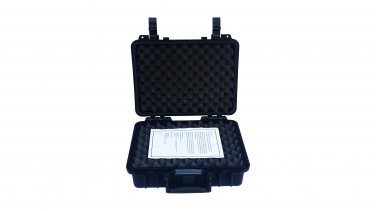 Sailing Waterproof ammo hard case pluck foam BB-0660 can be customised
