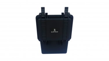 Tool tough case pluck foam BB-0838 dust and waterproof storage