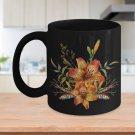 Tiger Lily Bouquet v2 - 11oz Mug v2