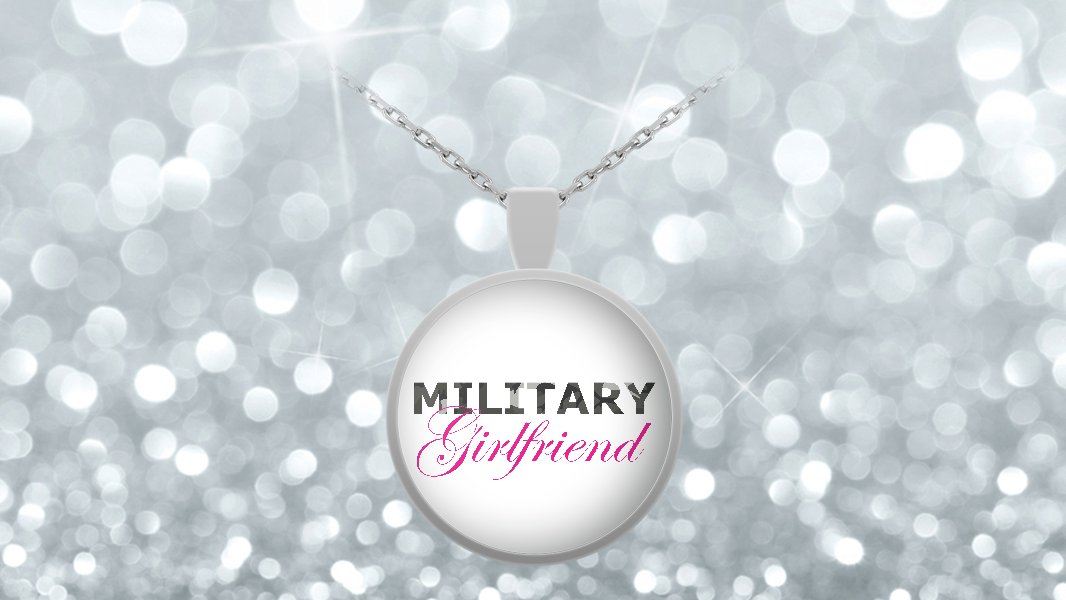 Military Girlfriend - Necklace
