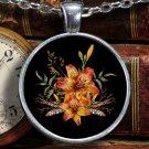 Tiger Lily Bouquet v2 - Necklace v2