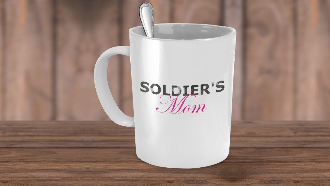 Soldier�s Mom - Mug