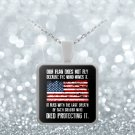 Our Flag - Necklace