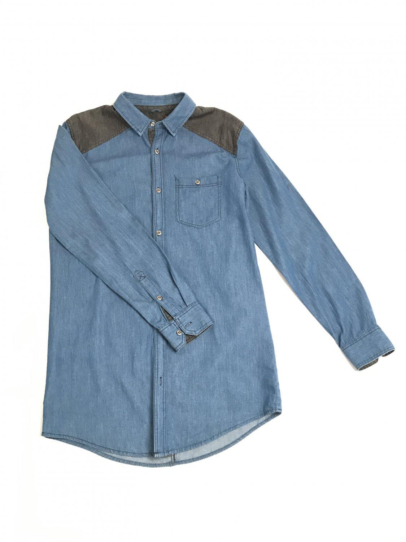 Denim shirt GUESS
