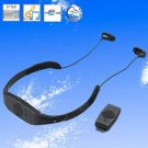 Waterproof Swimming Sports MP3 Player Flash Drive with Earphone Headphone (4GB)