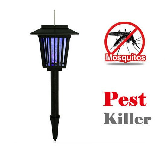 Multifunctional Solar Pest Killer