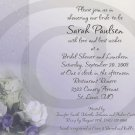 Bridal Shower Invitation (#Bride_B)
