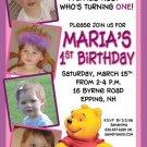 Winnie the Pooh * Photo * Invitation (#Pooh_PC)