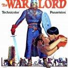 The War Lord (1965) - Charlton Heston DVD
